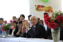 2. Последний звонок в школах Знаурского района (часть III)