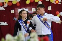2. Последний звонок в школах Знаурского района (часть IV)