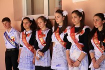 2. Последний звонок в школах Знаурского района (часть V)