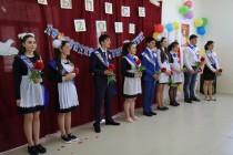 3. Последний звонок в школах Знаурского района (часть III)