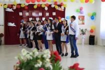 3. Последний звонок в школах Знаурского района (часть IV)