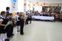 5. Последний звонок в школах Знаурского района (часть IV)