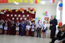 6. Последний звонок в школах Знаурского района (часть III)