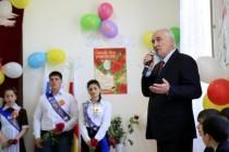 7. Последний звонок в школах Знаурского района (часть III)