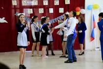9. Последний звонок в школах Знаурского района (часть IV)