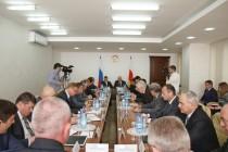 1. Рабочий визит заместителя Секретаря Совета безопасности Российской Федерации Рашида Нургалиева в Южную Осетию