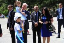 2. Международный день защиты детей