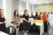 2. Церемония открытия мультимедийного центра Sputnik в Цхинвале