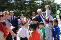 3. Международный день защиты детей