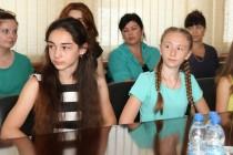3. Встреча с коллективом детского хореографического ансамбля «Кафт»