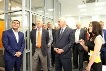 3. Церемония открытия мультимедийного центра Sputnik в Цхинвале