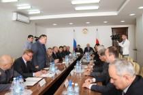 3. Рабочий визит заместителя Секретаря Совета безопасности Российской Федерации Рашида Нургалиева в Южную Осетию