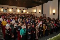 4. Торжественное собрание, посвященное Дню работников легкой промышленности