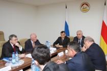 4. Рабочий визит заместителя Секретаря Совета безопасности Российской Федерации Рашида Нургалиева в Южную Осетию