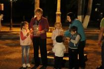 5. Международная акция «Свеча памяти»