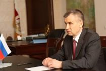8. Рабочий визит заместителя Секретаря Совета безопасности Российской Федерации Рашида Нургалиева в Южную Осетию