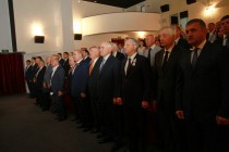 1. Торжественное собрание, посвященное Дню признания независимости Республики Южная Осетия (часть I)