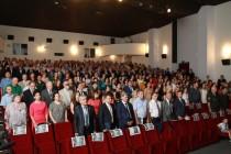 2. Торжественное собрание, посвященное Дню признания независимости Республики Южная Осетия (часть I)