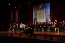 8. Торжественное собрание, посвященное Дню признания независимости Республики Южная Осетия (часть I)
