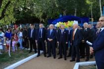 8. Открытие парка осетино-российской дружбы в Дзауском районе