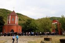 1. Церемония открытия Храма Рождества Пресвятой Богородицы в Ленингоре (часть II)