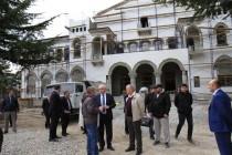 1. Инспекция строительства здания Государственного драматического театра