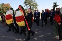 2. Траурная церемония, посвященная 12-й годовщине Бесланской трагедии (часть II)
