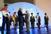 2. Чествование чемпиона XXXI Олимпийских игр Сослана Рамонова в Южной Осетии (часть II)