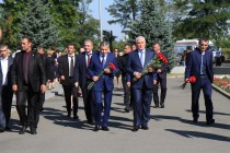 3. Траурная церемония, посвященная 12-й годовщине Бесланской трагедии (часть I)