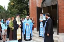 3. Церемония открытия Храма Рождества Пресвятой Богородицы в Ленингоре (часть II)