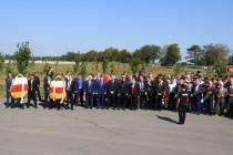 3. Траурная церемония, посвященная 12-й годовщине Бесланской трагедии (часть II)