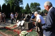 5. Траурная церемония, посвященная 12-й годовщине Бесланской трагедии (часть II)