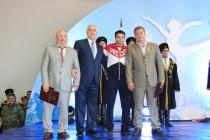 5. Чествование чемпиона XXXI Олимпийских игр Сослана Рамонова в Южной Осетии (часть II)