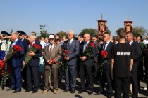 6. Траурная церемония, посвященная 12-й годовщине Бесланской трагедии (часть I)