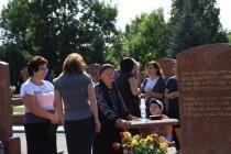 6. Траурная церемония, посвященная 12-й годовщине Бесланской трагедии (часть II)