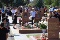 7. Траурная церемония, посвященная 12-й годовщине Бесланской трагедии (часть I)