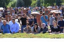 7. Траурная церемония, посвященная 12-й годовщине Бесланской трагедии (часть II)