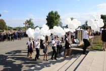 8. Траурная церемония, посвященная 12-й годовщине Бесланской трагедии (часть I)