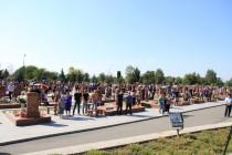 8. Траурная церемония, посвященная 12-й годовщине Бесланской трагедии (часть II)