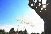 9. Траурная церемония, посвященная 12-й годовщине Бесланской трагедии (часть II)