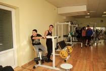 1. Церемония открытия в г. Цхинвал спортзала по улице Хазби Гаглоева