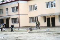1. Инспекция строительных работ в Цхинвале (часть II)