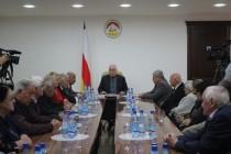 1. Церемония вручения Государственных премий имени Коста Хетагурова