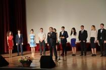 2. Торжественное посвящение первокурсников в студенты ЮОГУ (часть II)