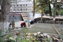 5. Инспекция строительных работ в Цхинвале (часть I)