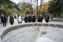 7. Инспекция строительных работ в Цхинвале (часть II)
