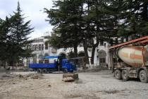 7. Инспекция строительных работ в Цхинвале (часть III)