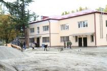 9. Инспекция строительных работ в Цхинвале (часть I)