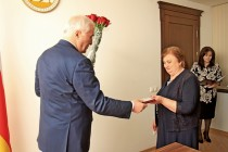 2. Церемония вручения государственных наград (часть I)