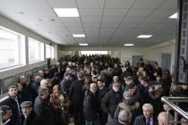 1. Собрание инициативной группы по выдвижению Леонида Тибилова кандидатом в Президенты Республики Южная Осетия на второй срок (часть I)